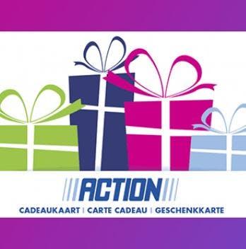 Action Carte Cadeau