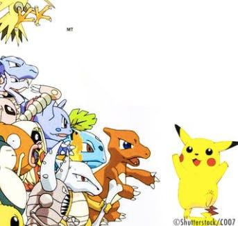 Find the pokemon!